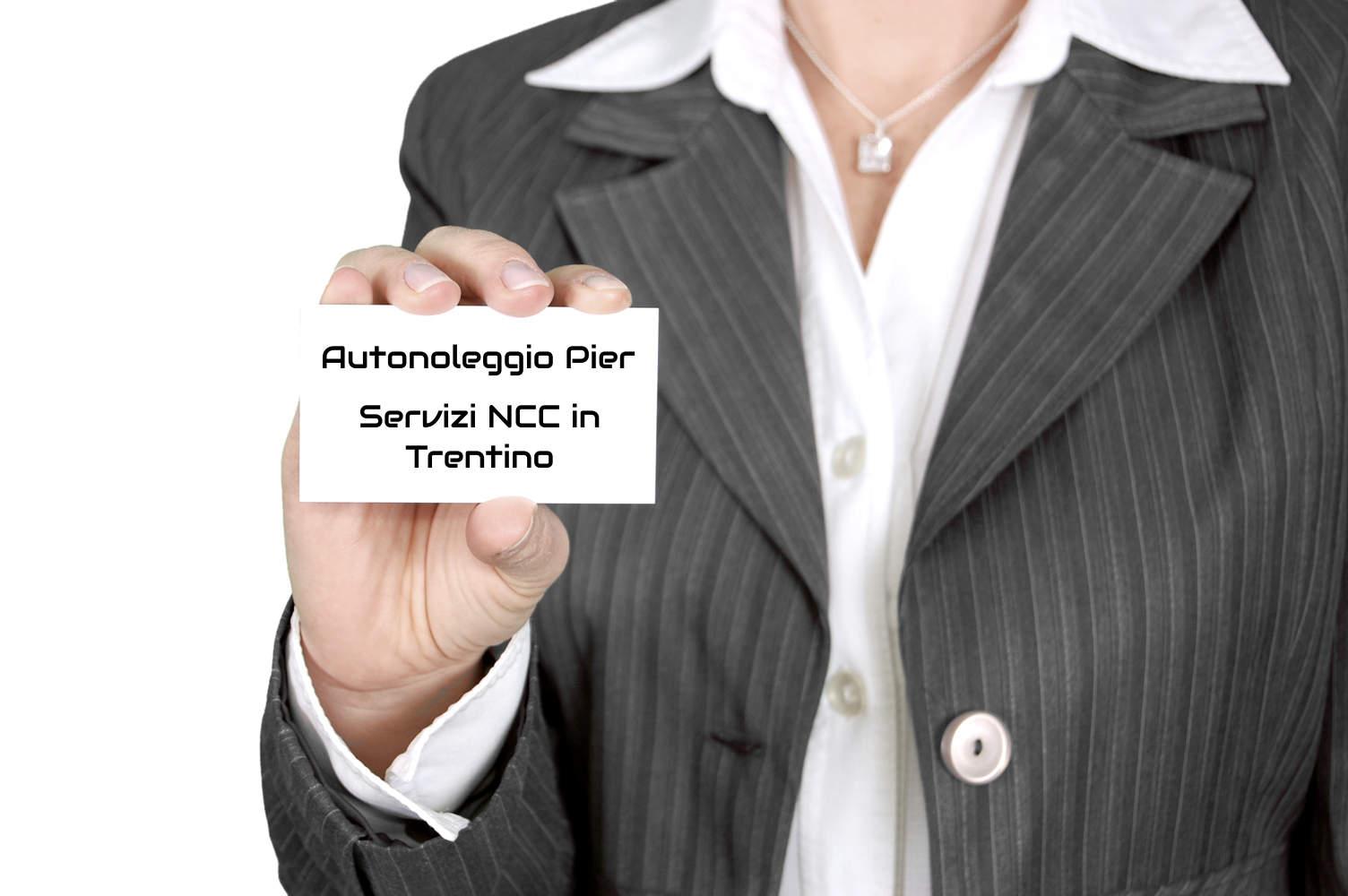 Contatti Ncc Trento