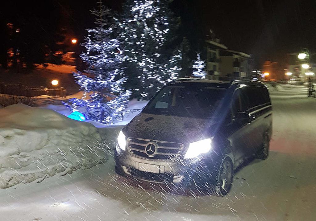 Noleggio con autista Trento