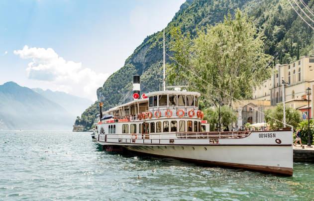 Transfer lago di Garda