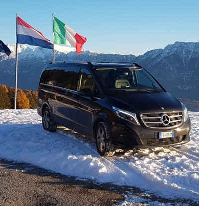 Taxi privato Trento San Martino di Castrozza